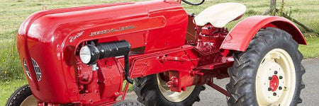 Porsche-Diesel Junior L108 tractor to make $58,000?