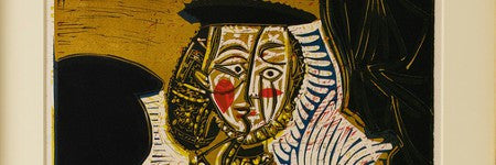 Picasso's Portrait de Jeune Fille tops estimate by 8.8%
