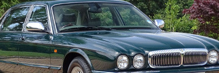 Queen's 2001 Daimler Majestic to auction