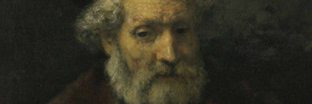 Rembrandt van Rijn portrait offered at Christie's