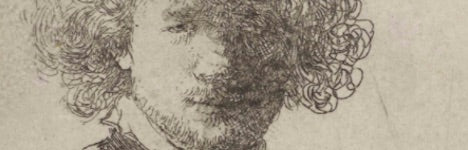 Rembrandt self-portrait group offered at Christie's