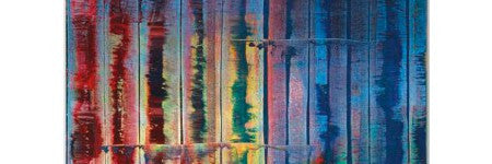Gerhard Richter's Abstaktes Bild (774-4) estimated at $18m