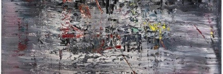 Gerhard Richter's Abstrakte Bilder leads Sotheby's London sale