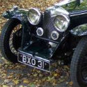 'Most attractive sports car of its era' the Riley Imp appears priced at $136,000