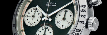 Rolex Paul Newman Chronograph to lead Dubai watch sale