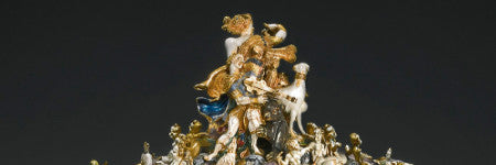 The Rothschild Orpheus cup will sell at Sotheby's