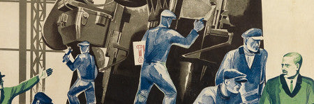 Soviet propaganda poster collection makes $18,750