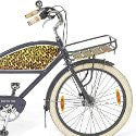 Move over Banksy? Ben Eine $5,000 customised bicycle set for auction