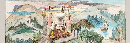 Maurice Sendak watercolour painting to exceed $25,000 at Hake's?