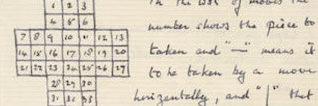 Alan Turing's solitaire letter sells for $63,000