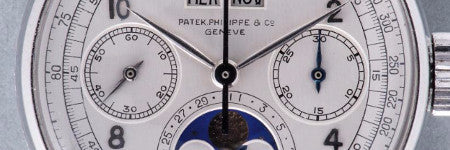 Patek Philippe sets wristwatch world record