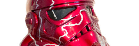 Star Wars Stormtrooper helmets to sell at Paddle8