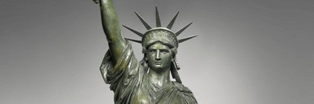Statue of Liberty cast valued at up to $1.2m in New York sale