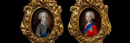 Jacobite prince miniature pair to star at TEFAF 2015