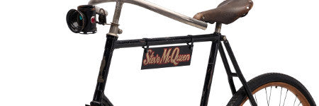 Steve McQueen Silver King bicycle to beat $50,000?