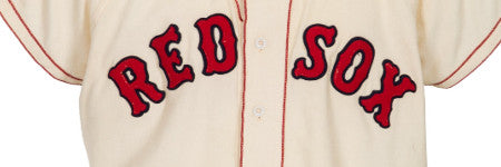 Ted Williams uniform hits $137,000 at Lelands auction