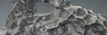 Zoomorphic iron meteorite to sell in late April
