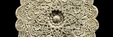 Timurid carved marble panel to make $170,500