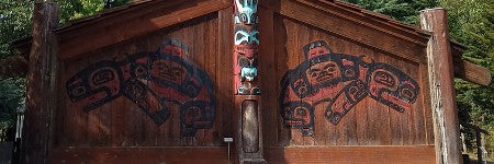 Tlingit Alaskan Native artwork returned home following Paris auction