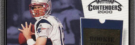 Mint Tom Brady rookie card to hit $50,000?
