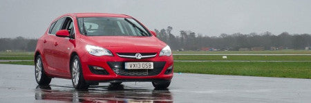 Top Gear Vauxhall Astra to exceed $26,000?