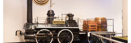 1834 Mississippi Original model train to star in October 5 sale