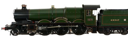 Pete Waterman's Great Western locomotive sells for $150,000