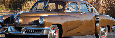 Barn find Tucker 48 offered at RM Sotheby's