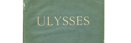 James Joyce signed Ulysses valued at up to $122,000