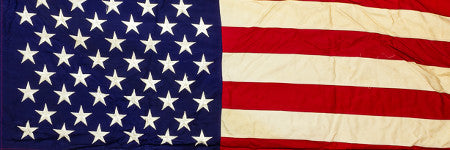Vietnam War US flag exceeds valuation by 150%