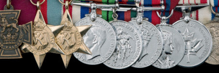 Victoria Cross medal group valued at $476,000