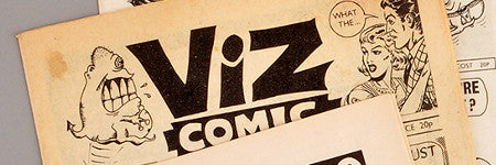 Viz magazine collection sold for $4,000