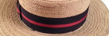 WC Fields' straw hat offered with $500 starting bid