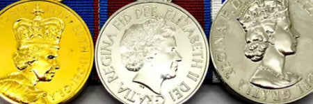Yorkshire Ripper detective's medals to sell