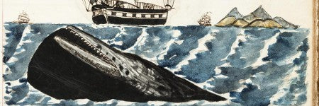 New Bedford whaling journal achieves high estimate at PBA