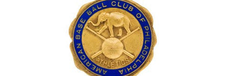 1911 World Series press pin will sell in February