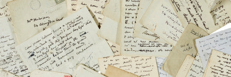 WB Yeats letter archive set for $460,000 sale?