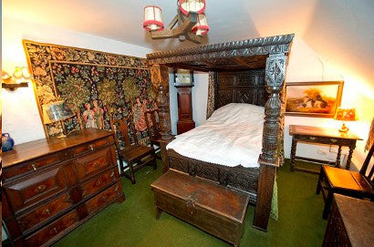 17th century furniture discovery