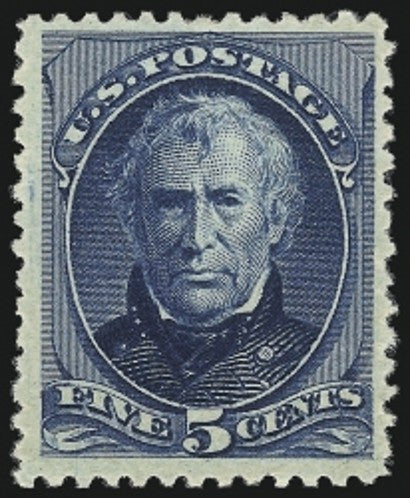 1880 5c Special Printing stamp auction