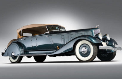 1933 Chrysler Custom Imperial Five-Passenger Phaeton
