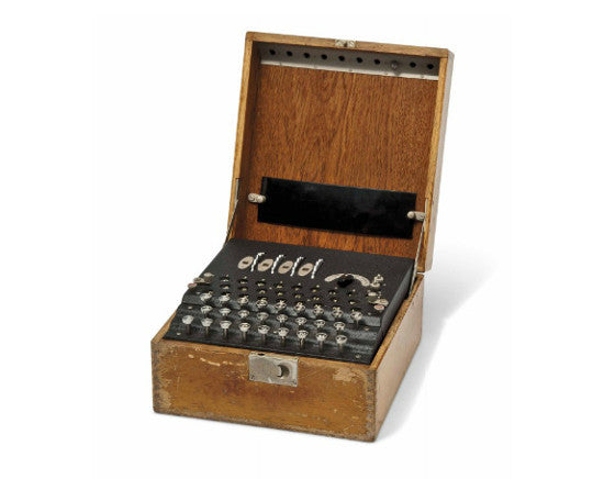 1936 Enigma machine