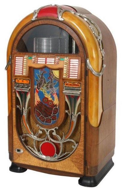 1941 Wurlitzer jukebox