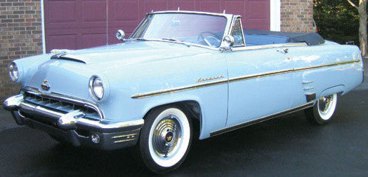 1953 Monarch Convertible