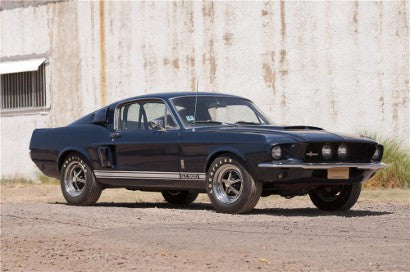 1967 Shelby GT500 Fastback low milage auction