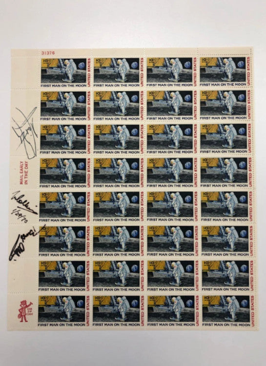 Apollo 11 Stamps