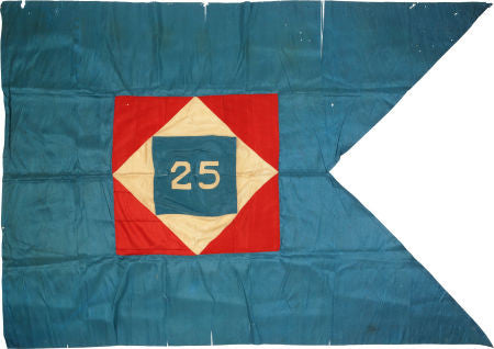 25th Army Corps Unionists Civil War flag