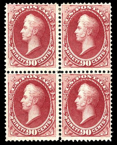 US 90 Cents block of four