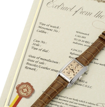 A very fine and very rare wristwatch
