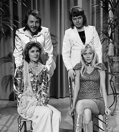 ABBA memorabilia auction