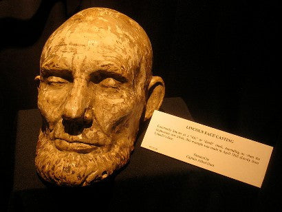 Abraham Lincoln Death Mask